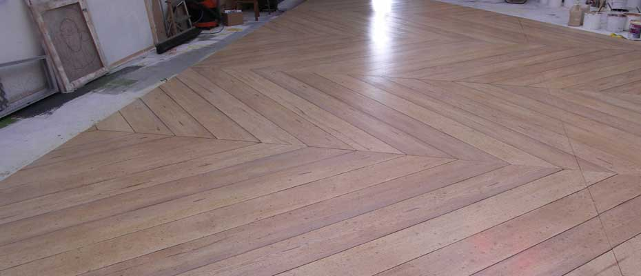 Theatre Wooden Floor Effect