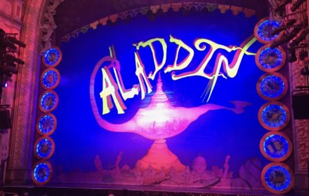 Aladdin – Lyric Hammersmith 2016